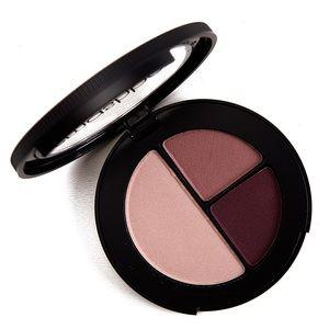 Smashbox trio eyeshadow palette in snap queen